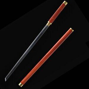 Battle Ready Chasing The Soul Sword High Carbon Steel Blade Polishing Sharp#1099