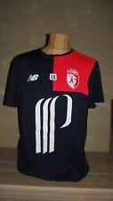 ancien Maillot d entrainement de football ligue 1  losc Lille taille m