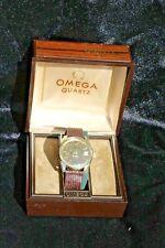 EX-RARE- Vintage Omega Constellation Chronometer Megasonic 720Hz men watch