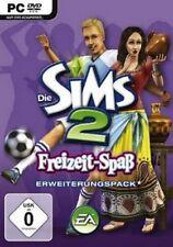 Die Sims 2 Freizeit Spaß Deutsch Neuwertig