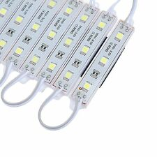 20 PACK LED 3 SMD5050 MODULE STRIP BAND LAMP LIGHT FAIRY IP65 WATERPROOF DC 12V