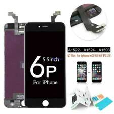 For iPhone 6 Plus LCD Screen Replacement Display Touch Digitizer Black Assembly+