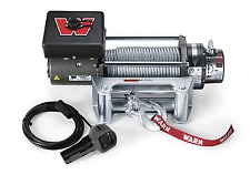 Warn 26502  M8000 Series Vehicle Recovery Winch 8k Pull 100 Ft. Wire Rope