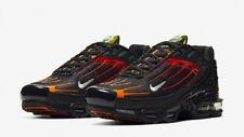"NIKE AIR MAX PLUS 3 TUNED ""BLACK ORANGE"" (CV1643 001) TRAINERS UK 6-12"