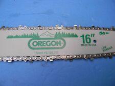 "3-10 7281 McCulloch 24"" Oregon Chain Saw  Chain #1-10 cc 2-10 5-10.. 4-10"