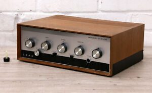 LEAK Stereo 30 plus classic vintage integrated amplifier Made in the UK 99p NR