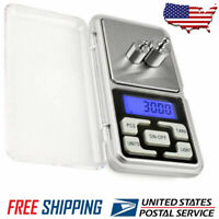Portable 200g x 0.01g Mini Digital Scale Jewelry Pocket Balance Weight Herb Gold