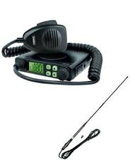 UNIDEN UH5000 5W INVEHICLE 80CH UHF COMPACT RADIO+AT870 6DBi PACTEL UHF ANTENNA