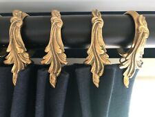 Antique Hooks Brackets Amp Curtain Rods For Sale Ebay