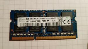 Hynix 8GB DDR3L PC3L-12800S SO-DIMM Arbeitsspeicher