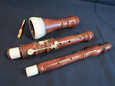 Copy Baroque style rosewood Oboe A-415HZ, Good sound #12084
