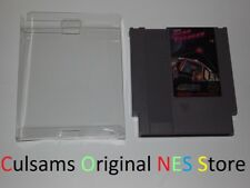 ORIGINAL NINTENDO NES STAR VOYAGER GAME WITH CLEAR SLEEVE & GUARANTEE