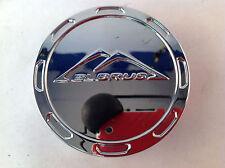Elbrus Chrome Custom Rim Wheel Hub Center Cap PCA4780-3 EB0061CP 62.5mm ELB3