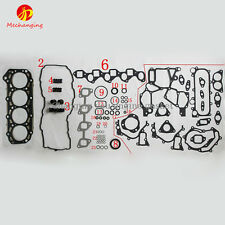 FOR NISSAN CARAVAN AND TERRANO  3.0 Di ZD30 ZD30DDTI Cylinder Head gasket set