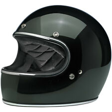 Biltwell Closeout Gringo Full Face DOT Helmet - Gloss Sierra Green