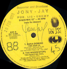 VARIOUS (DANCE AID / Kun Mille / ANNA DOMINO / LE WOODENTOPS) - Give Give Give