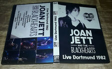 Joan Jett and the Blackhearts - Dortmund (1982) DVD SPECIAL FAN EDITION