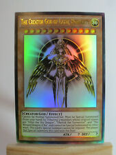 The Creator God of Light, Horakhty Ultra Rare Custom Egyptian God Orica