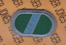 Special Forces Military Intelligence Bn Airborne MI parachute oval patch c/e