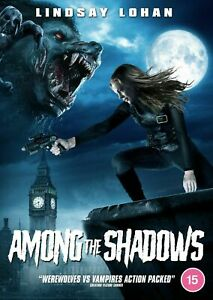 AMONG THE SHADOWS - DVD **NEW SEALED** FREE POST**