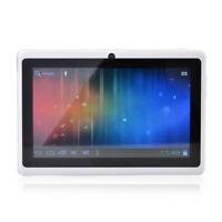 """7"""" Touch Screen Quad-Core 1.0GHz CPU Android 4.0 Tablet PC 4GB HDD 512MB Wi I6P4"""