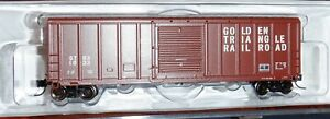 Fox Valley - N scale-  PS 5344 Box Car - Golden Triangle Railroad #1023 - 81192
