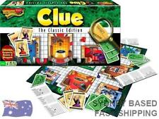 Winning Moves Clue Board & Traditional Games