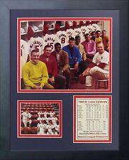 11x14 FRAMED 1968 ST LOUIS CARDINALS MILLION $ DOLLAR LINEUP MARIS 8X10 PHOTO