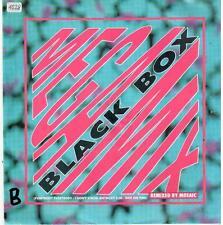 """<2826-05> 7"""" Single: Black Box - Mega Mix"""