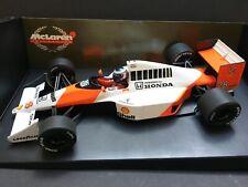 Minichamps - Gerhard Berger - McLaren - MP4/5B - 1990 - 1:18 - Rare!