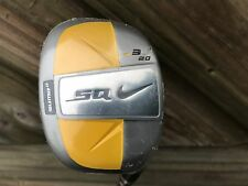 NEW NIKE SQ 3 IRON HYBRID 20 DEGREE STIFF DIAMANA GRAPHITE SHAFT RIGHT HAND