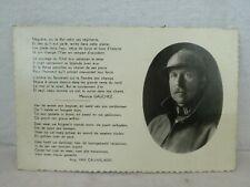 Albert I - Militair uniform - postkaart