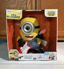 Minions Rock 'n Roll Stuart Interactive Minion - New in Box!