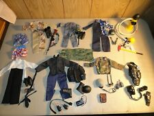 Gi Joe And Other Brand Clothes And Accessories. For Action Figures
