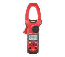 Clamp LCD Digital Multimeter AC DC Voltage Ampere Ohm Hz Tester UNI-T UT209A
