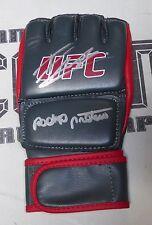 Antonio Rodrigo Nogueira Fabricio Werdum Signed UFC Glove PSA/DNA COA Autograph