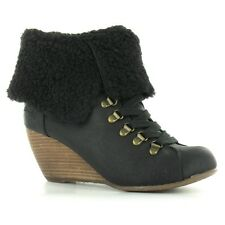 Blowfish Wedge Synthetic Boots for Women