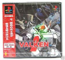 Assault Suits Valken 2 (1999) Brand New Factory Sealed Asian PS1 Playstation