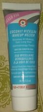 First Aid Beauty Hello Fab Coconut Micellar Makeup Melter Travel Size 28.3 g / 1