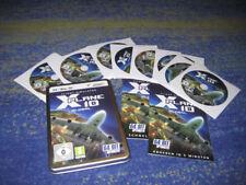 Aerosoft X-Plane 10 mit Handbuch DEUTSCH Metallbox Mac PC 64 Bit Version