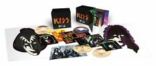 KISS - CASABLANCA SINGLES - LTD.EDITION - 29 CD + MASKS + BOOKLET PictureSleeves