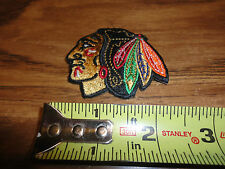 BLACKHAWKS 2 1/4 INCH  PATCH SWEET LOOKING