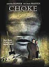 Choke (DVD, 2001)