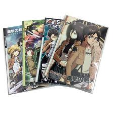 Anime Attack on Titan Shingeki no Kyojin Cosplay Notebook Gift