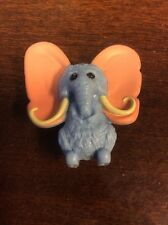 The Croods Mousephant Blue Mouse Elephant McDonalds PVC Toy Figure 2013 Small