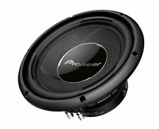 Pioneer 10-inch Component Car Subwoofer 1200 Watts Max Power - TS-A25S4
