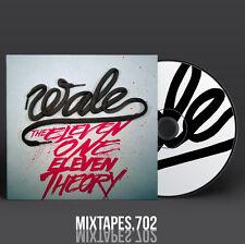 Wale - Eleven One Eleven Mixtape (Full Front/Back/CD Artwork)