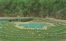Alpine Cabana Club Pittsburgh PA Postcard