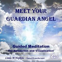 Guided Meditation CD Meet Your Guardian Angel CD - Guardian Angel Meditation CD