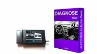 WLAN Diagnose für Ford Mazda FORScan Galaxy Focus Smax Mondeo Kuga CMax Mondeo